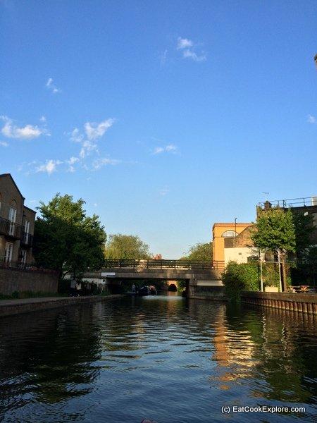 Waitrose Cellar Canal Museum