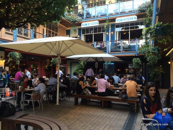 Kingly Court  Carnaby Street Eat