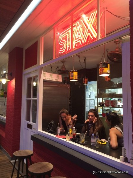 Carnaby Street Eat 313