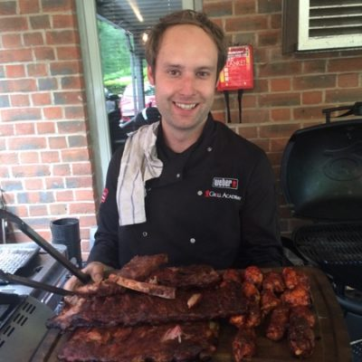 Great Grilling Tips at the Weber BBQ Masterclass