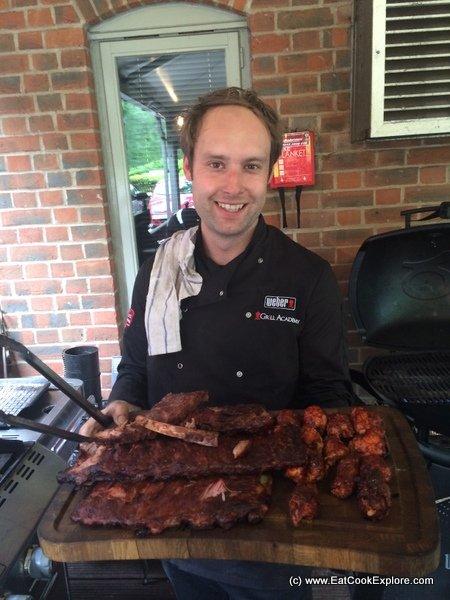 Weber BBQ Masterclass