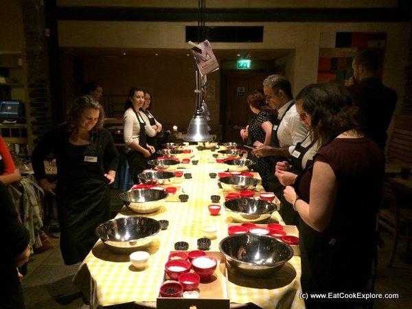 Baking Lesson Le Pain Quotidien (6)