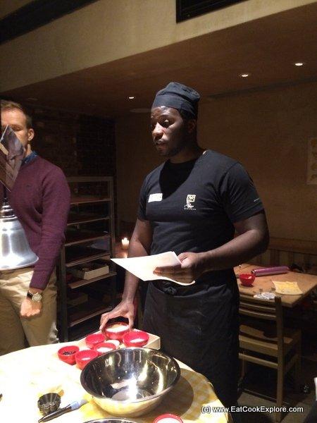 Baking Lesson Le Pain Quotidien