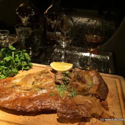 Whisky Tasting and the Hunting (Game) Menu at The Park Tower Knightsbridge
