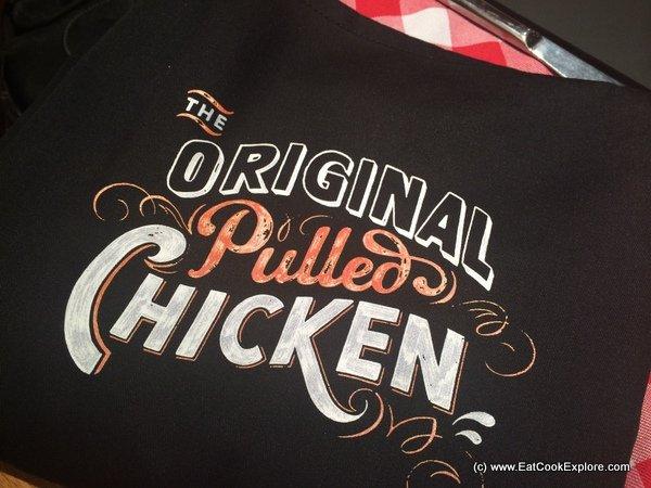 KFC Pulled Chicken