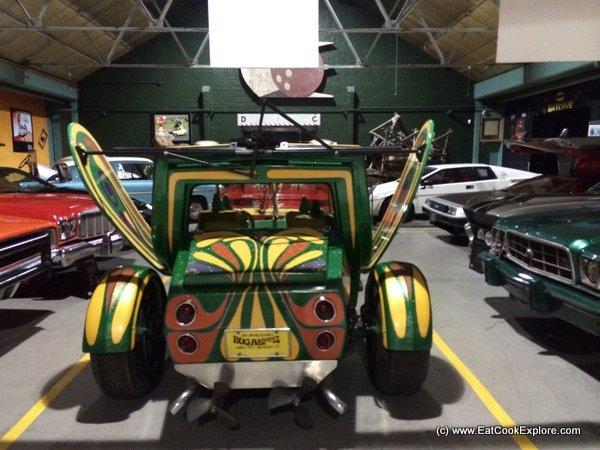 London Motor Museum 045
