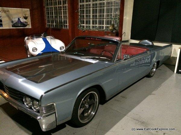 London Motor Museum 070