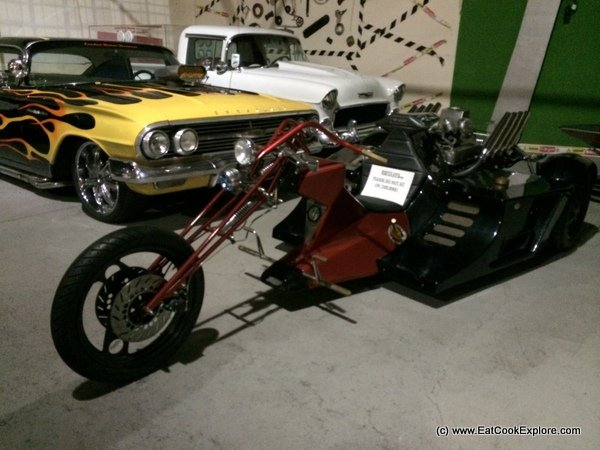 London Motor Museum 073