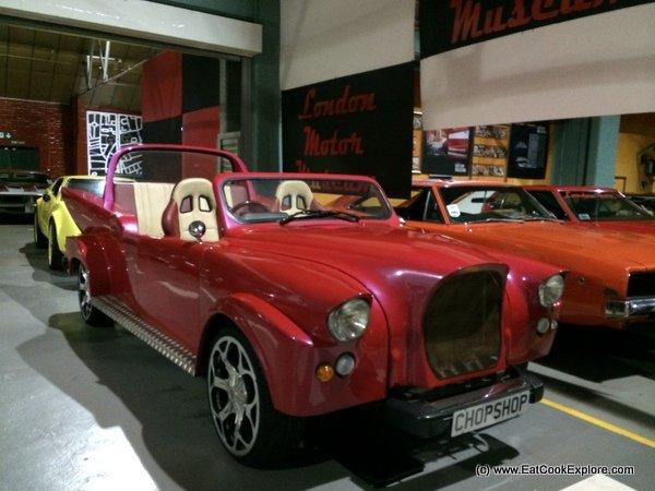 London Motor Museum 075