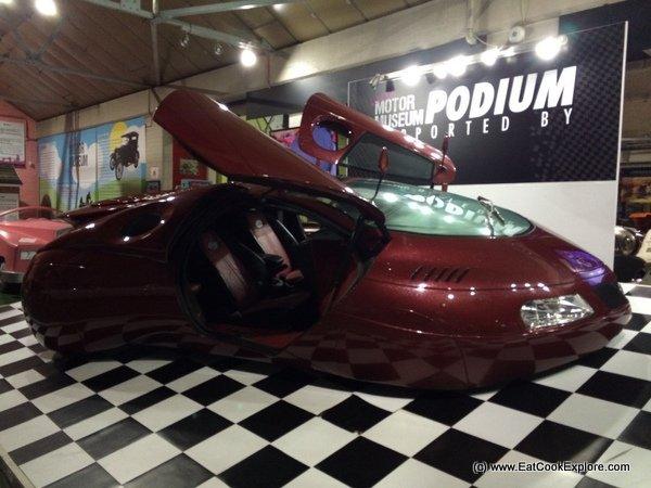 London Motor Museum 129