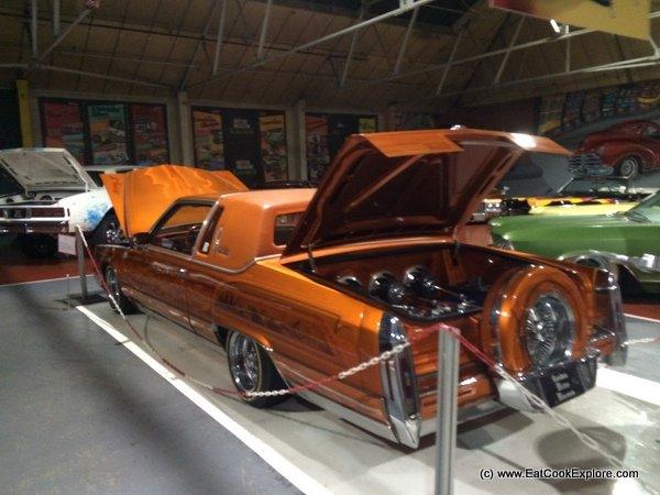 London Motor Museum 144