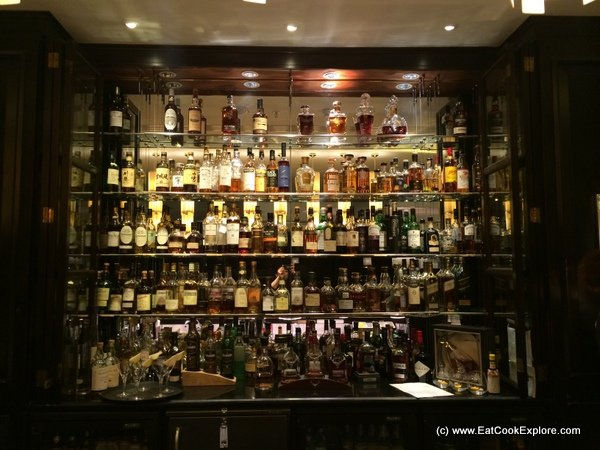 Whisky Bar at The Hyde Bar Park Tower Hotel