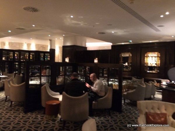 The Hyde Bar The Park Tower Knightsbridge, a Luxury Collection Hotel