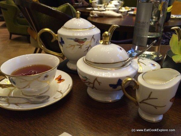 Paddington Afternoon Tea, The Roseberry, Mandarin Oriental