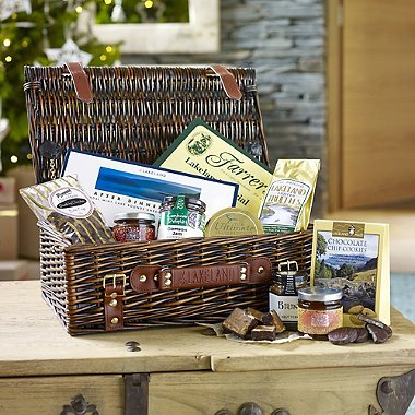 lakeland hamper