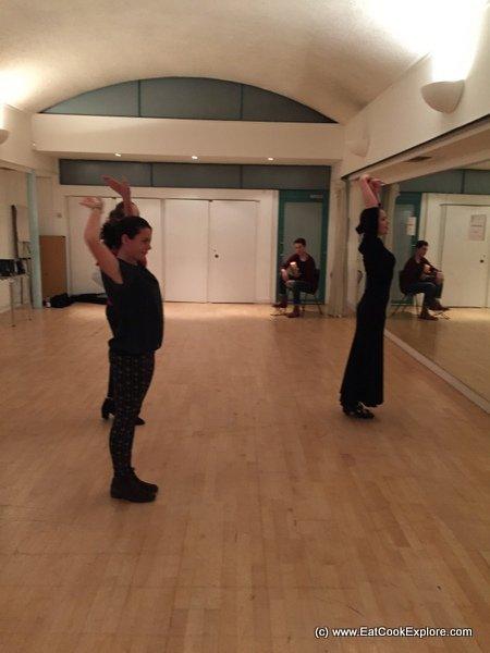 Flamenco Dance Experience 071-001