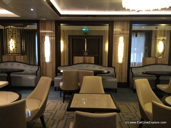 Britannia Elegant dining rooms