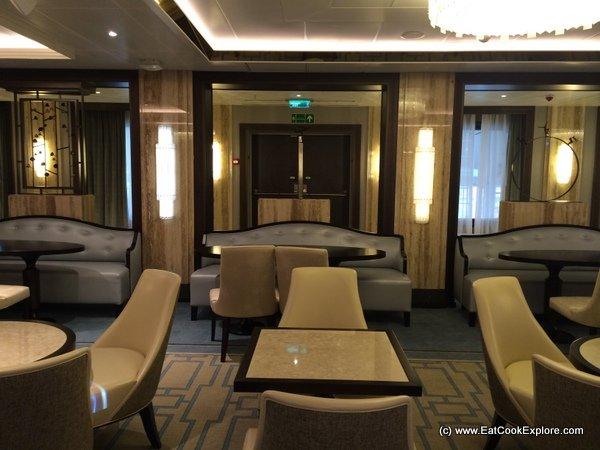 Britannia Elegant dining rooms