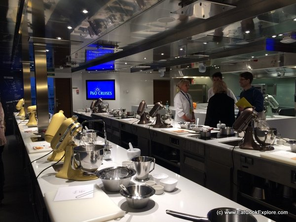 Britannia Cookery Club