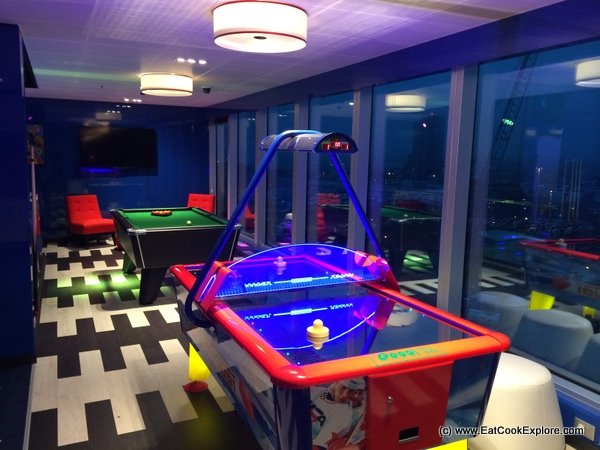 Britannia Games tables Kids Club