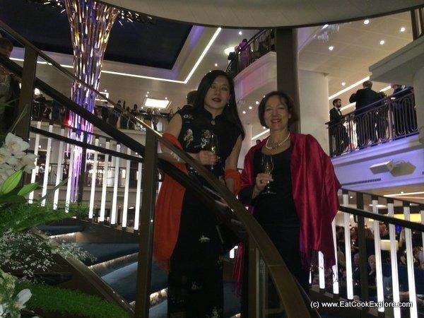 Britannia Inaugural Cekebrations Gala Dinner