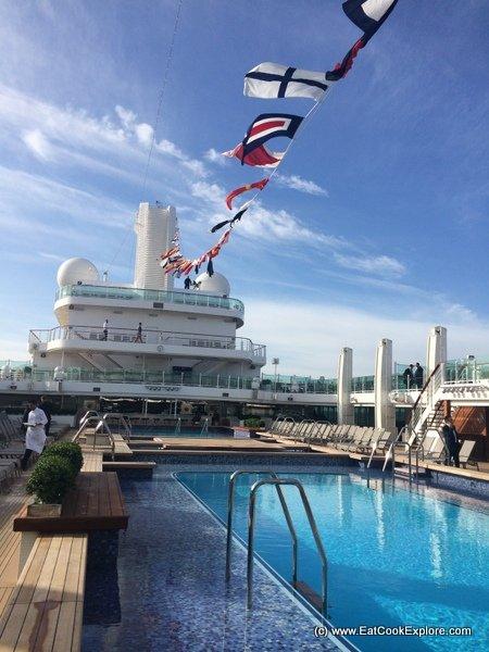 Brittania - P&O Cruises largest ship