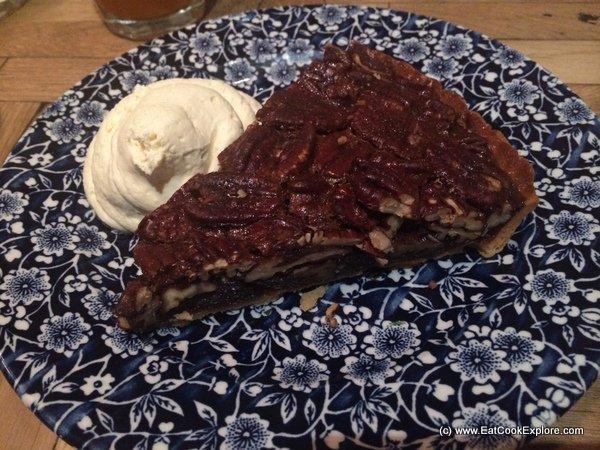 Joes Southern Kitchen Pecan Pie