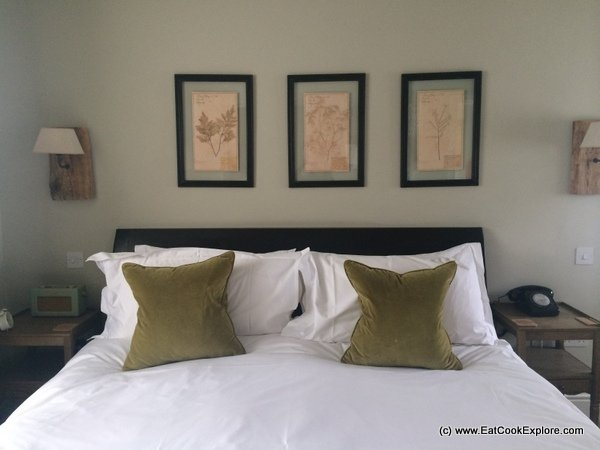 The Pig Hotel Bedrooms
