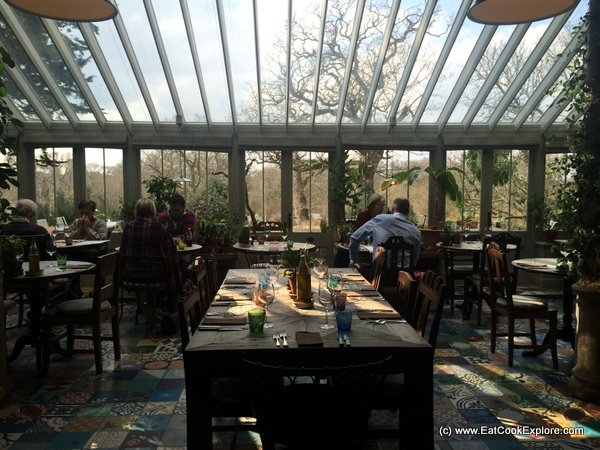The Pig Hotel Brockenhurst Restaurant