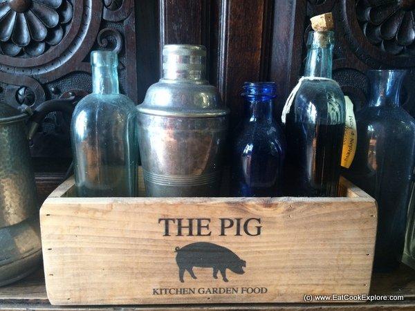 The Pig Hotel Brockenhurst