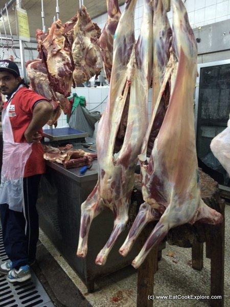 dubai meat market