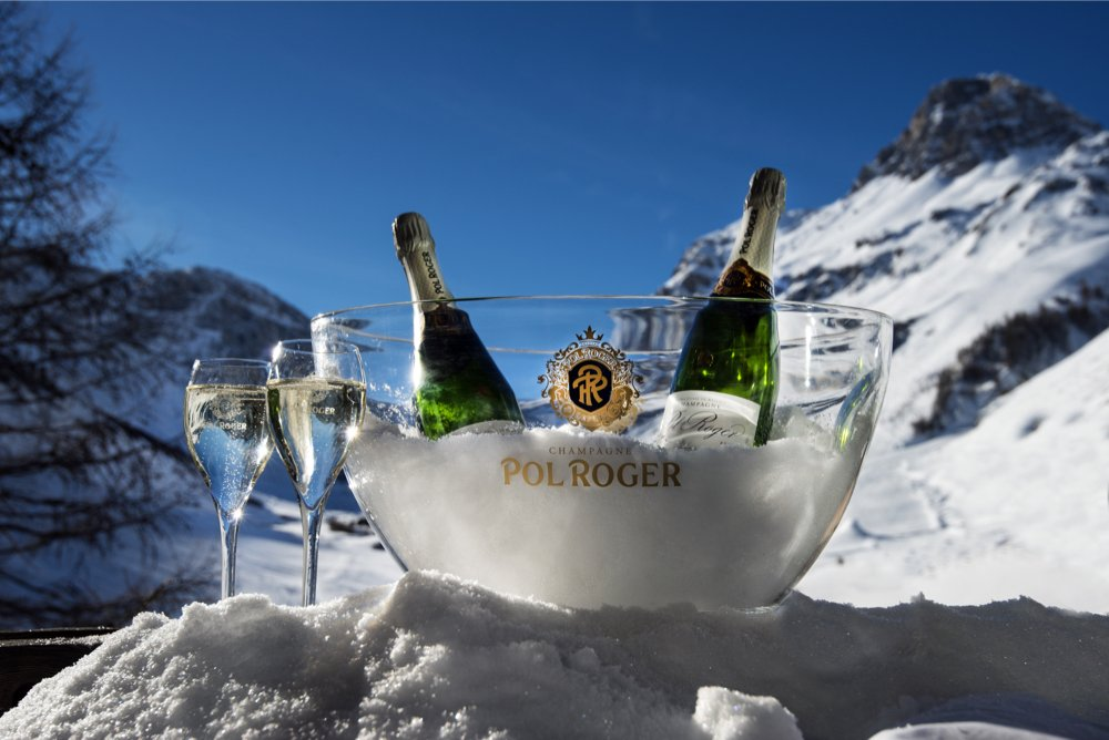 win Pol Roger Champagne