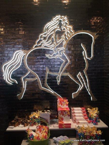 godiva chocolate shop regent street