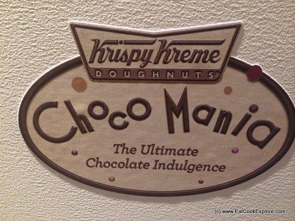 Krispy Kreme Chocomania