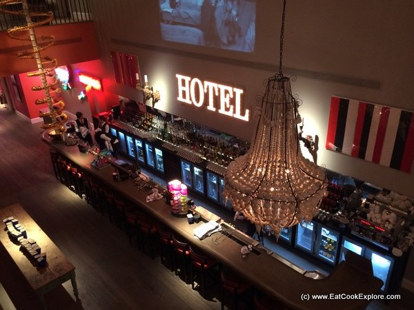 Ham Yard Hotel Soho London