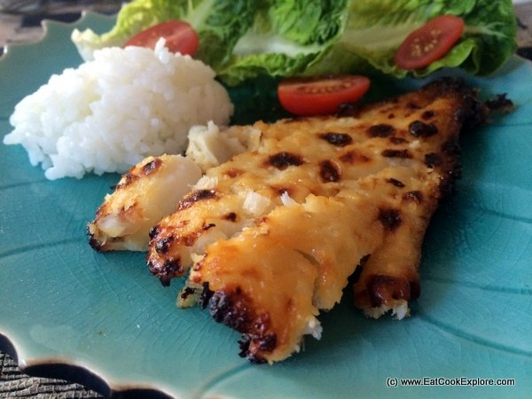 Miso Coley fillet Recipe Instead of Black Cod
