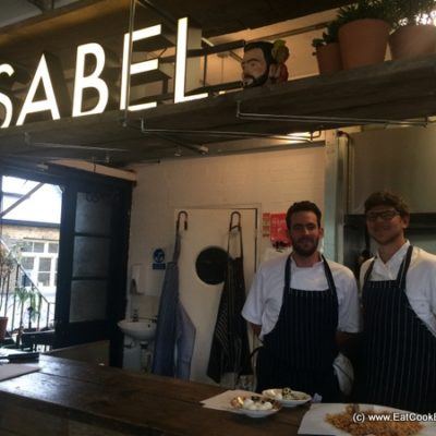Sabel Food Pop Up