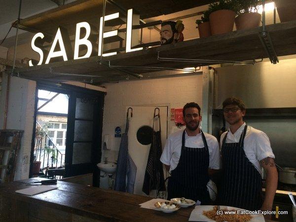 Sabel Food Pop Up