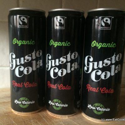 Sunday Selection: Gusto Cola, Camelina Oil