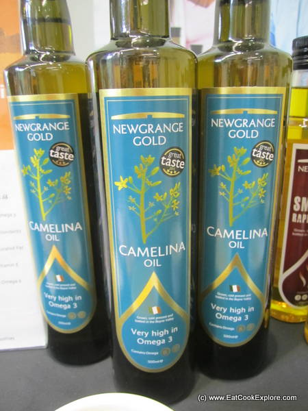 Camelina Irish Wild Flax Oil