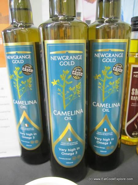 Camelina Irish Wild Flax Oil