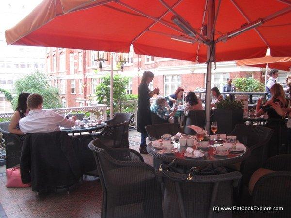 afternoon tea st ermins hotel