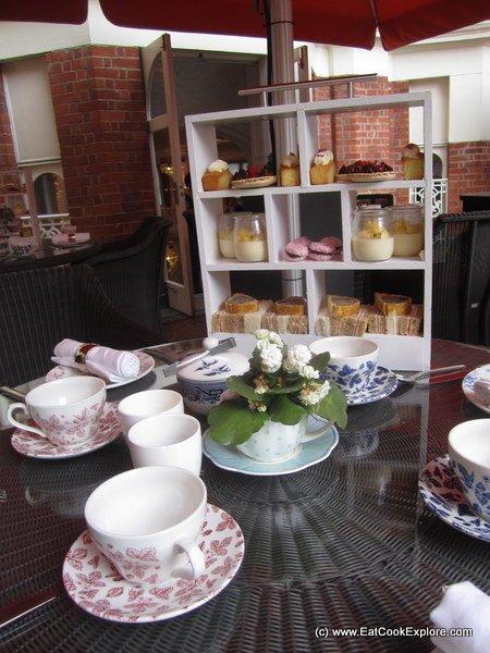 afternoon tea week 113