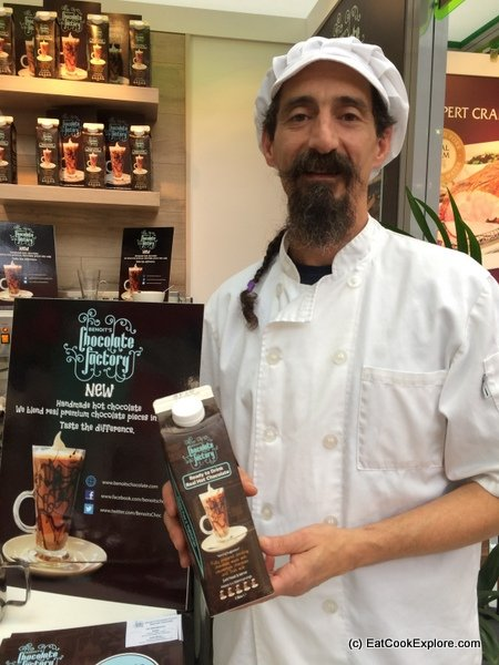 speciality food belgian drinking chocolate