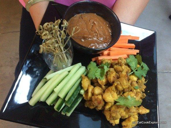 Amoy chicken satay