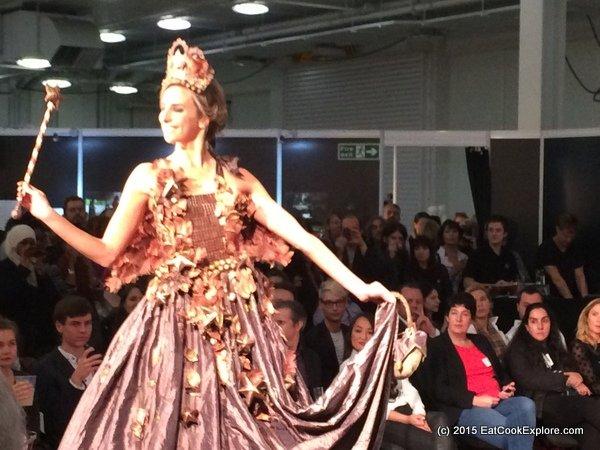 Chocolate Show 2014 Fashion show