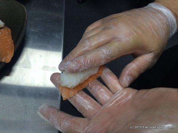 sushi shop 007