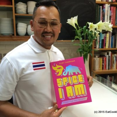 Spice I Am – Talking Thai Food with Sujet