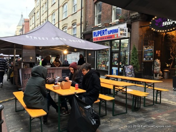 Rupert Street Street Food Union