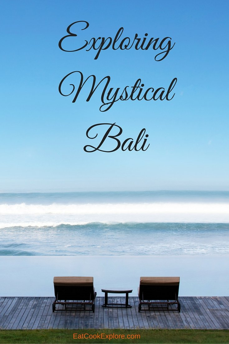 Exploring Mystical Bali